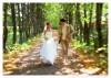 свадебная фотография, свадебное фото, невеста и жених на прогулке в усадьбе Кусково